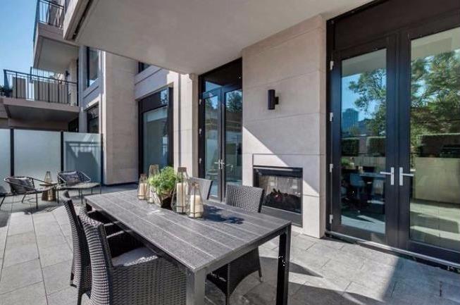 181 hazelton lounge GFRC limestone