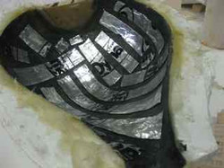 sound proofing fiberglass