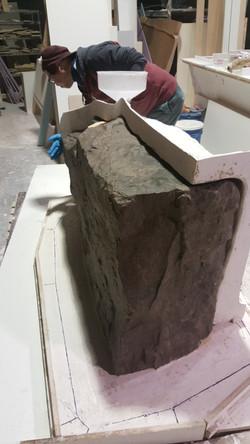 boulder casing