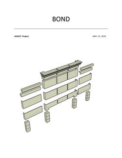 BOND- ASHLEY Project-1