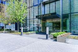 1000 Bay entrance lobby