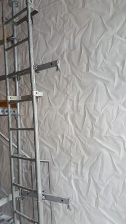 Wrinkle wall