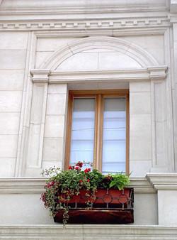 GRC window detail