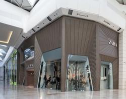 ZARA GRG retail corner