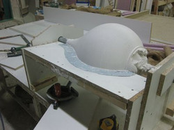 rotary style mold