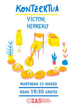 Concierto Victor Herrero