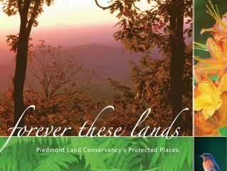 Book Promotion Campaign: Piedmont Land Conservancy
