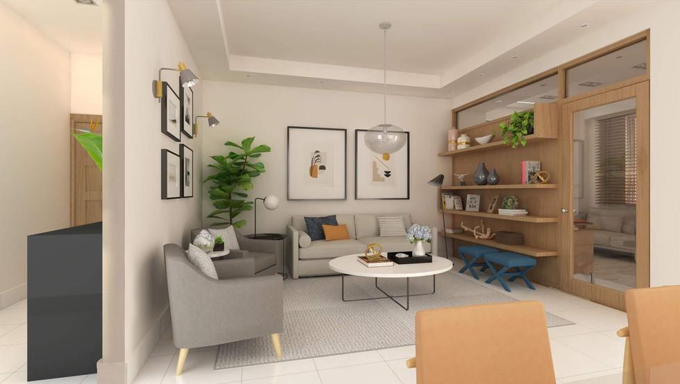 Diseño de sala