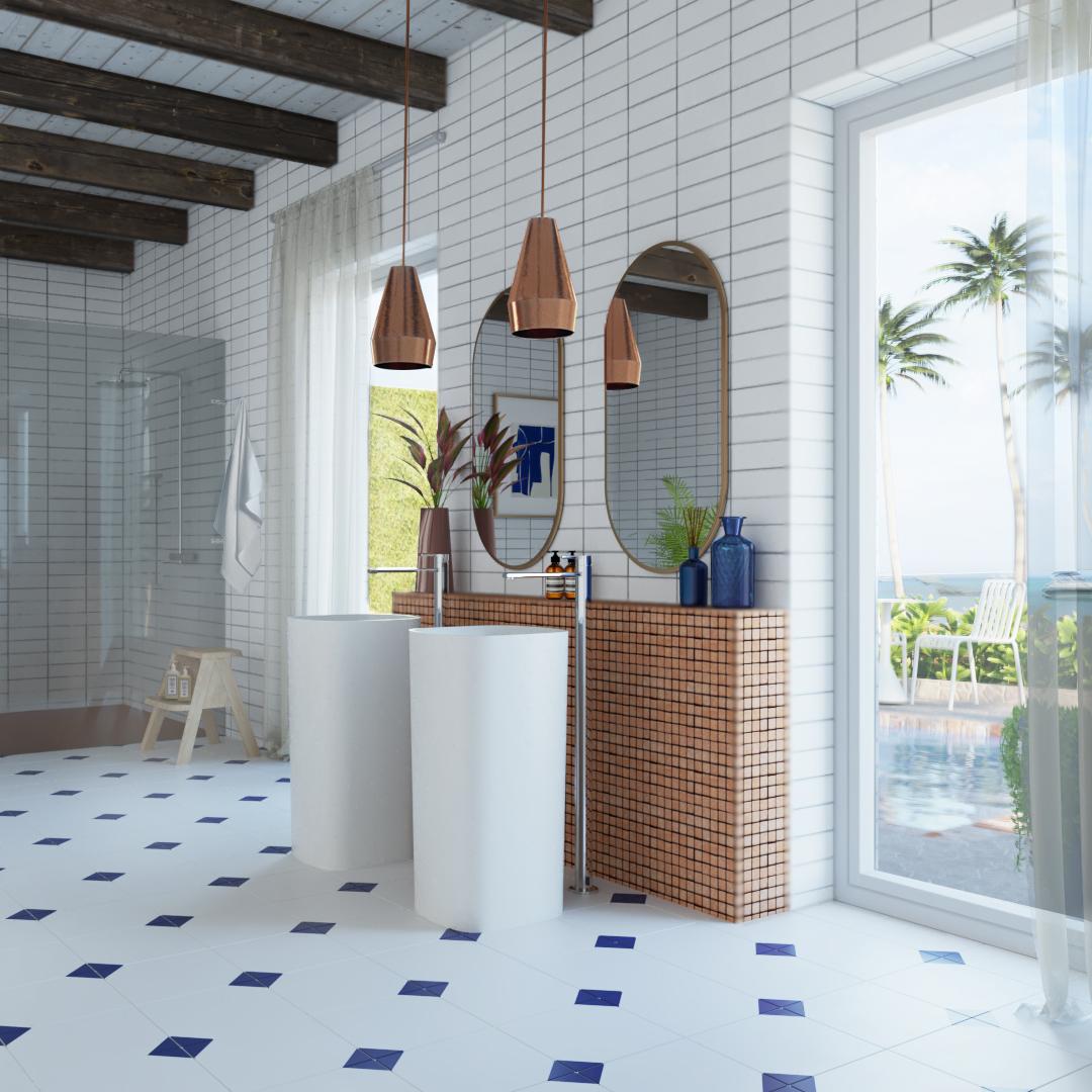 Diseño de baño para Noken 2020