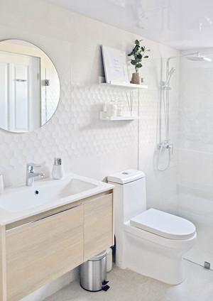Diseño baño secundario