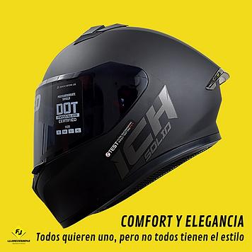 casco moto ICH 503