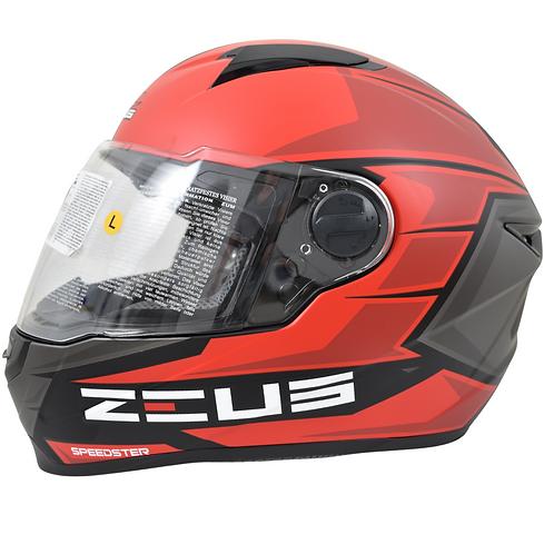 Casco Integral Zeus Certificado Ece Certificación