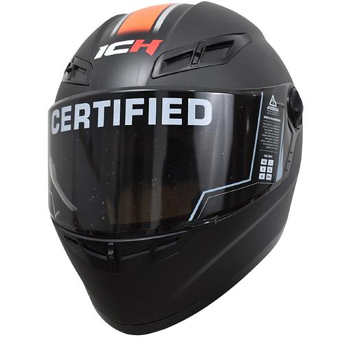 Moto Ich Integral Certificado linea naranja Placas Gratis