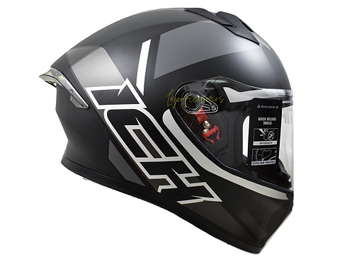 Casco Ich Integral 503 Certificado Gratis Placas Dot