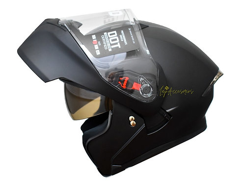 Casco Abatible Ich 3120 Certificado DOT