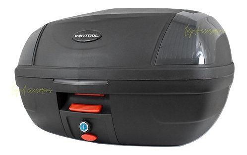 Maletero/baul Para Moto Marca Kontrol 46li En Promoción