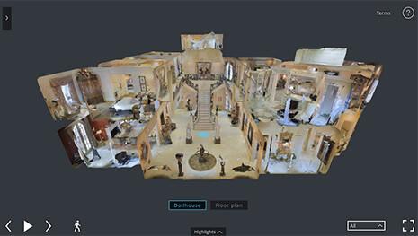 Virtualeyes Dollhouse View