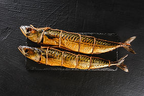 bigstock-Two-Smoked-Mackerel-Fish-On-Sl-