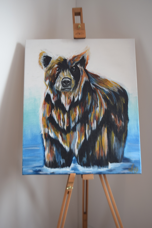 B. Bear