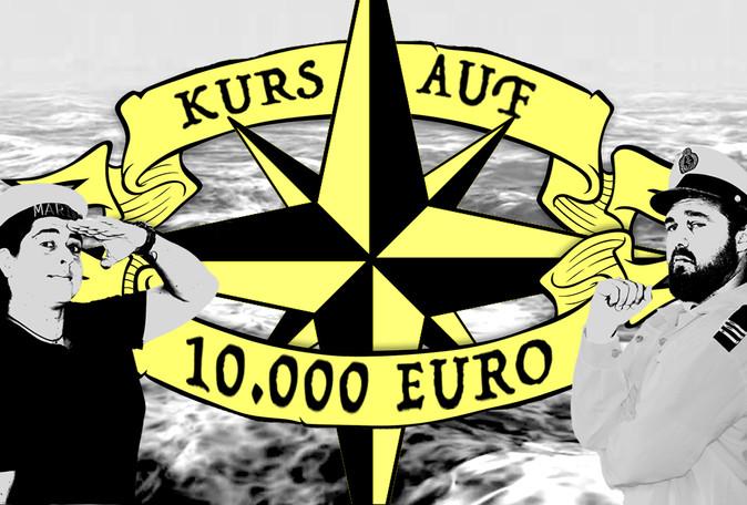 Kurs auf 10.000€ - noch drei Tage!!!