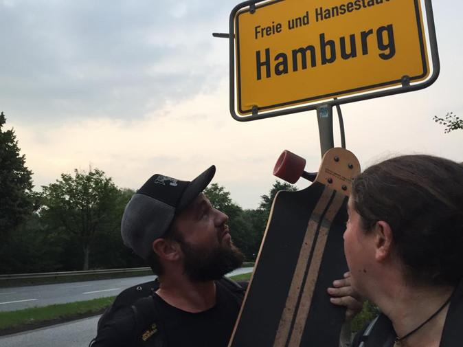 Etappe 5: Hamburg, wir kommen!