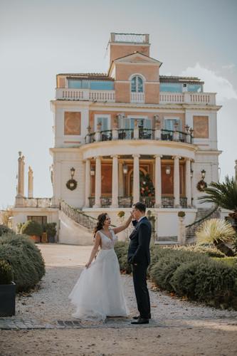 Фото 12 свадьба в Италии Елены и Владимира -