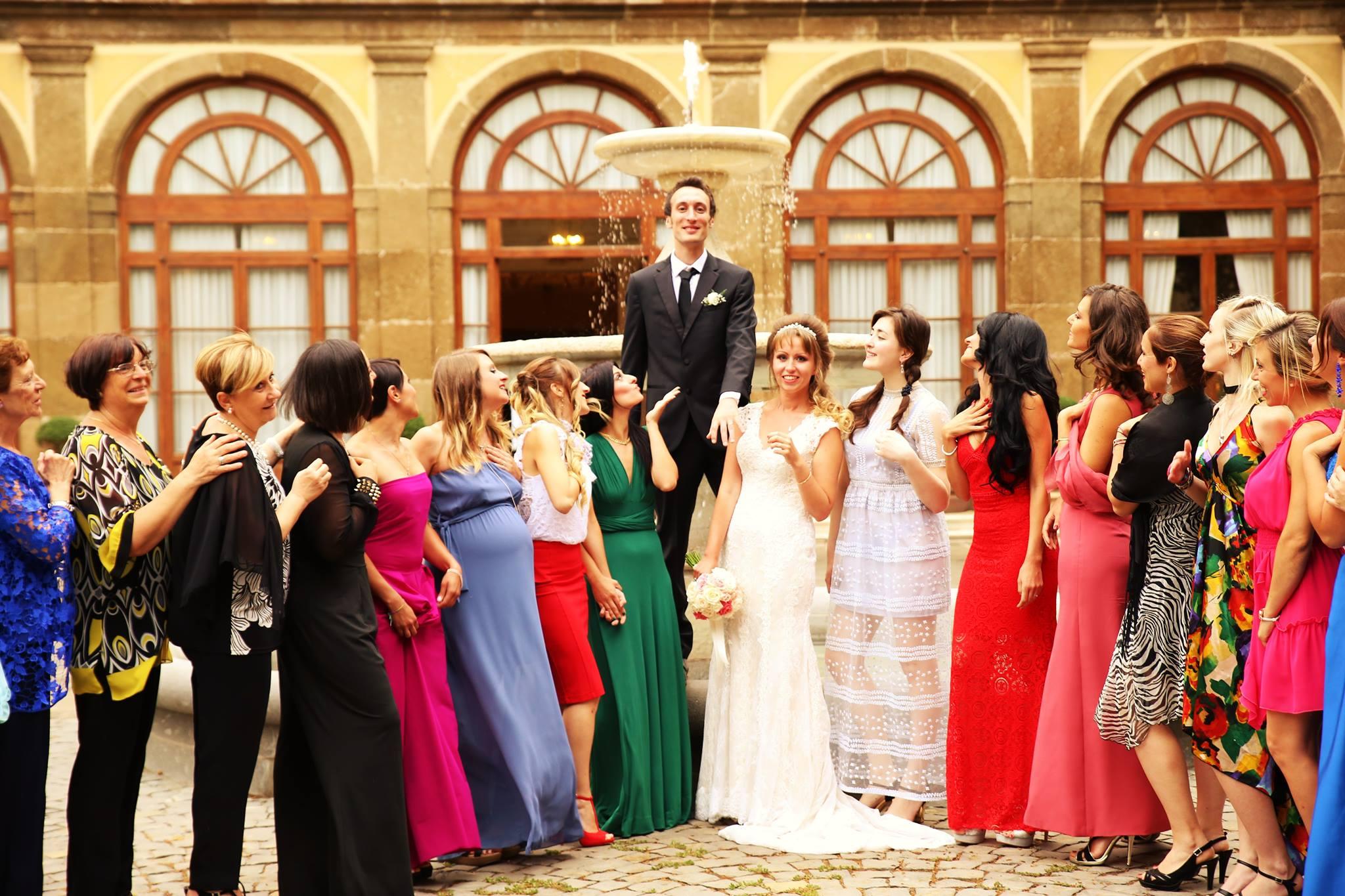 Фото 11 свадьба на вилле в Италии | Элеонора и Фабио | ведущая свадьбы в Италии - Катрин Моро