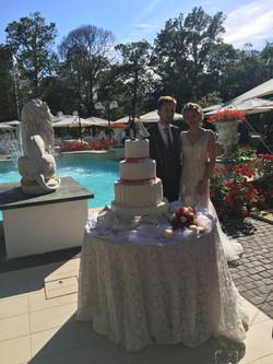 Фото 7 свадьба в Италии на вилле | Кристина и Кристиан | ведущая на итальянском языке - Катрин Моро