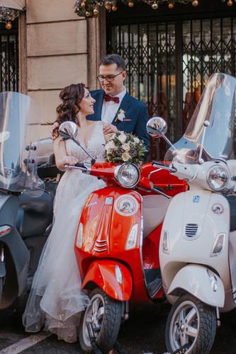 Фото 17 свадьба в Италии Елены и Владимира -