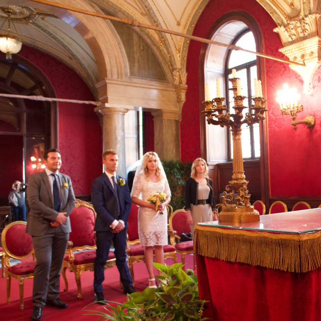 Фото 3 официальная церемония в Италии Ka