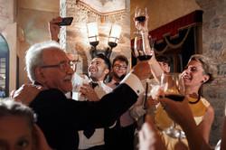 Фото 11 свадьба в замке в Италии | Виктория и Дастин | ведущая свадьбы на английском и итальянском я