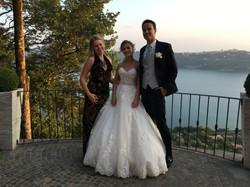 Фото 4 свадьба на озере в Италии | Александра и Даниэле