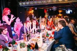 Фото 11 зимняя свадьба в Москве | ведущая свадьбы на английском языке - Катрин Моро