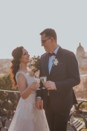 Фото 1 свадьба в Италии Елены и Владимира - Katrin Moro Weddings