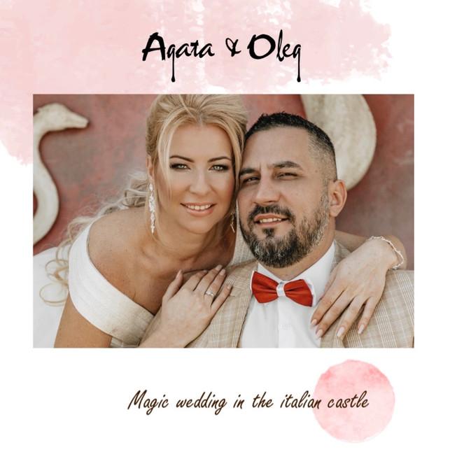 Фото 3 свадьба в Италии. Олег и Агата. Katrin Moro Weddings