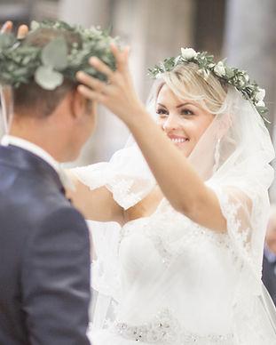 Фото 1 Католическое православное венчани