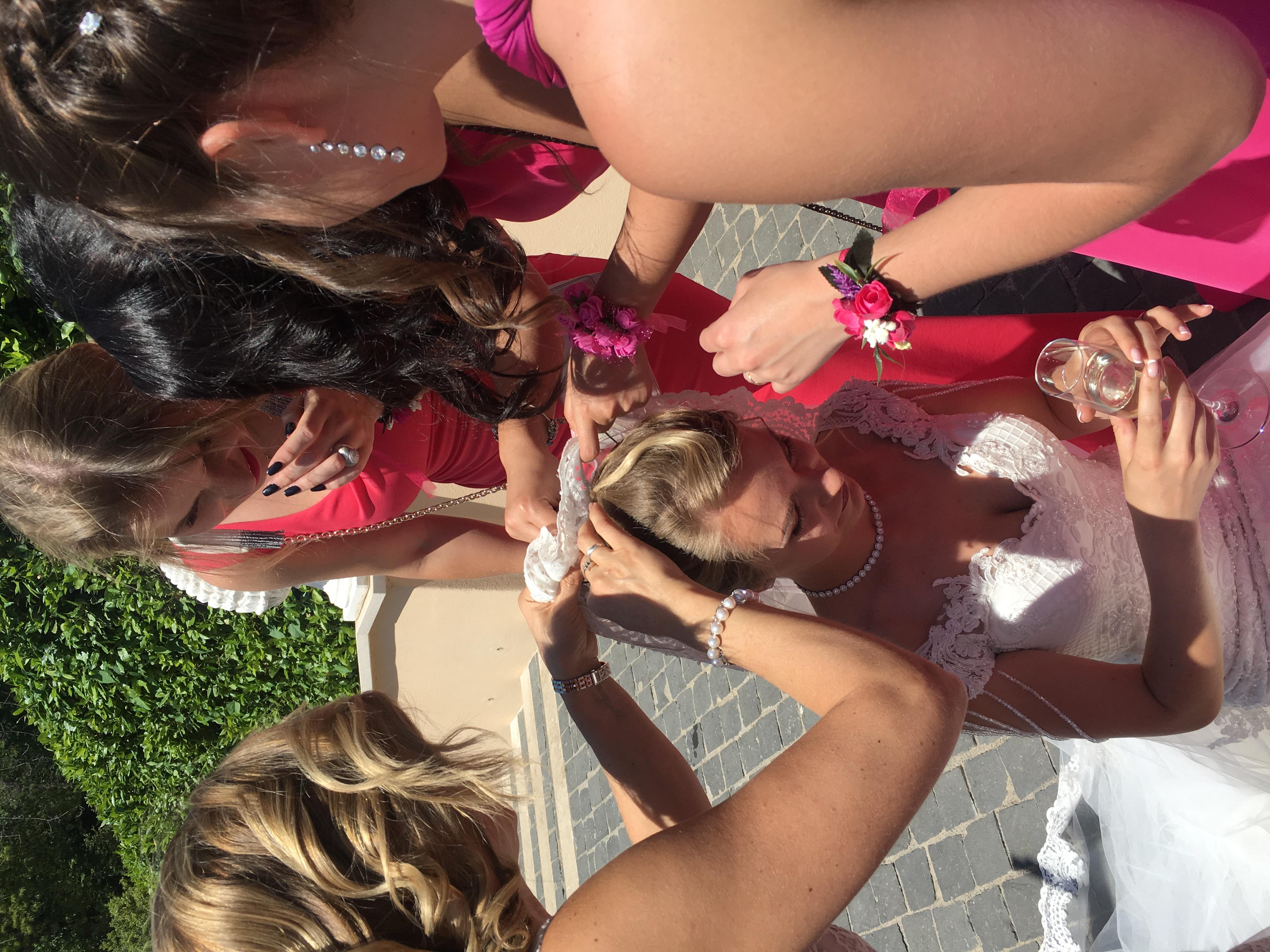 Фото 6 свадьба в Италии на вилле | Кристина и Кристиан | ведущая на итальянском языке - Катрин Моро