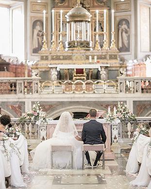 Фото 1 Католическое венчание в Италии