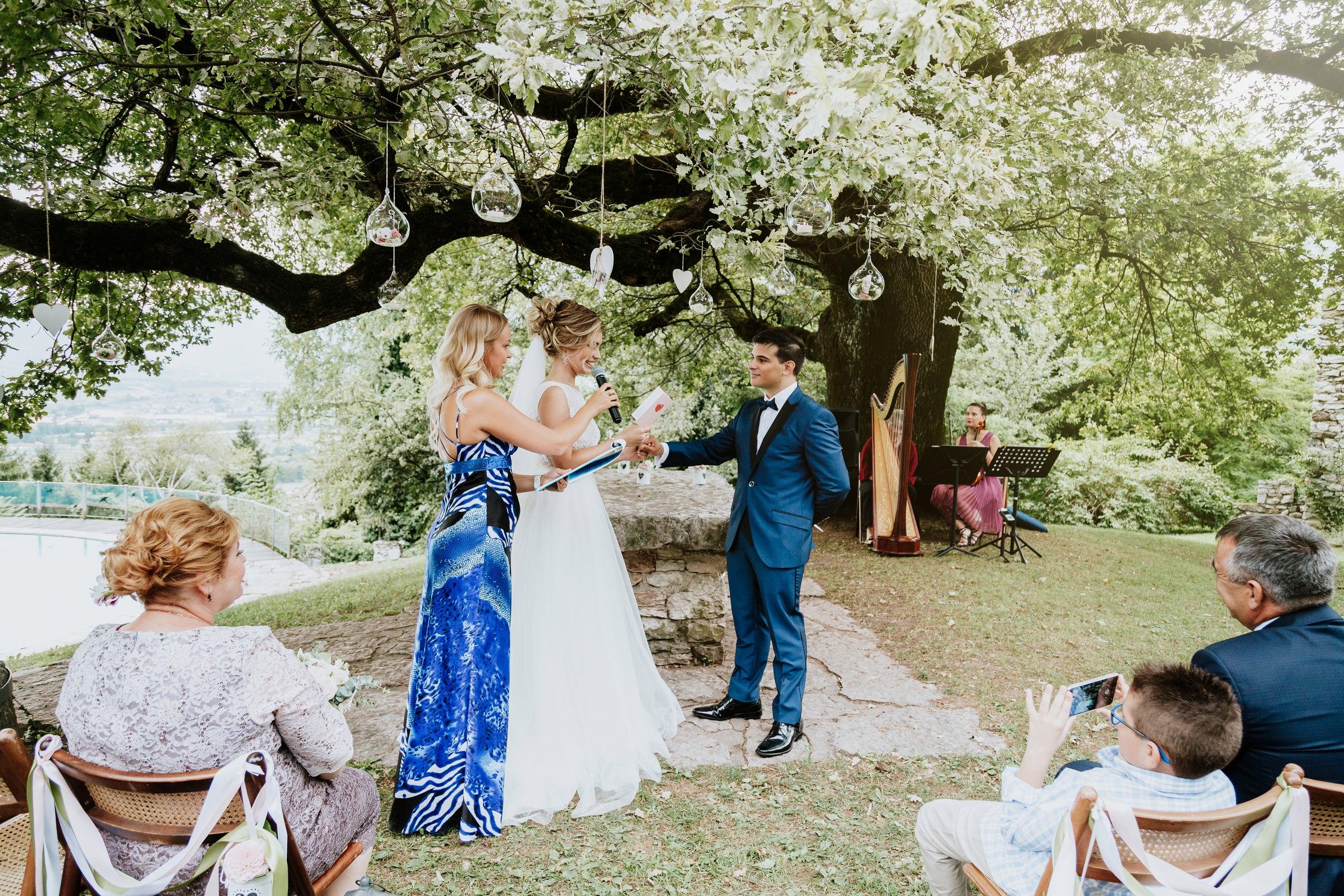 Фото 13 Свадьба в Италии | Ирина и Пьер
