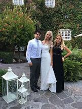 Фото 3 отзыв о ведущей свадеб в Италии К