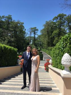Фото 11 свадьба в Италии на вилле | Кристина и Кристиан | ведущая на итальянском языке - Катрин Моро
