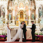 Фото 1 католическое венчание в Италии. С