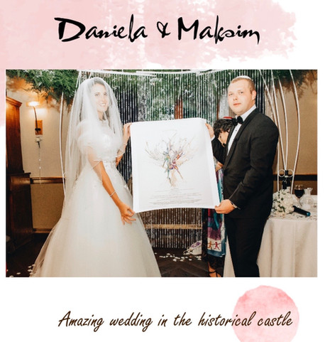 Фото 5 свадьба в Италии. Даниэла и Максим. Katrin Moro Weddings
