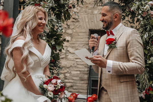 Фото 15 свадьба в Италии. Агата и Олег. Katrin Moro Weddings