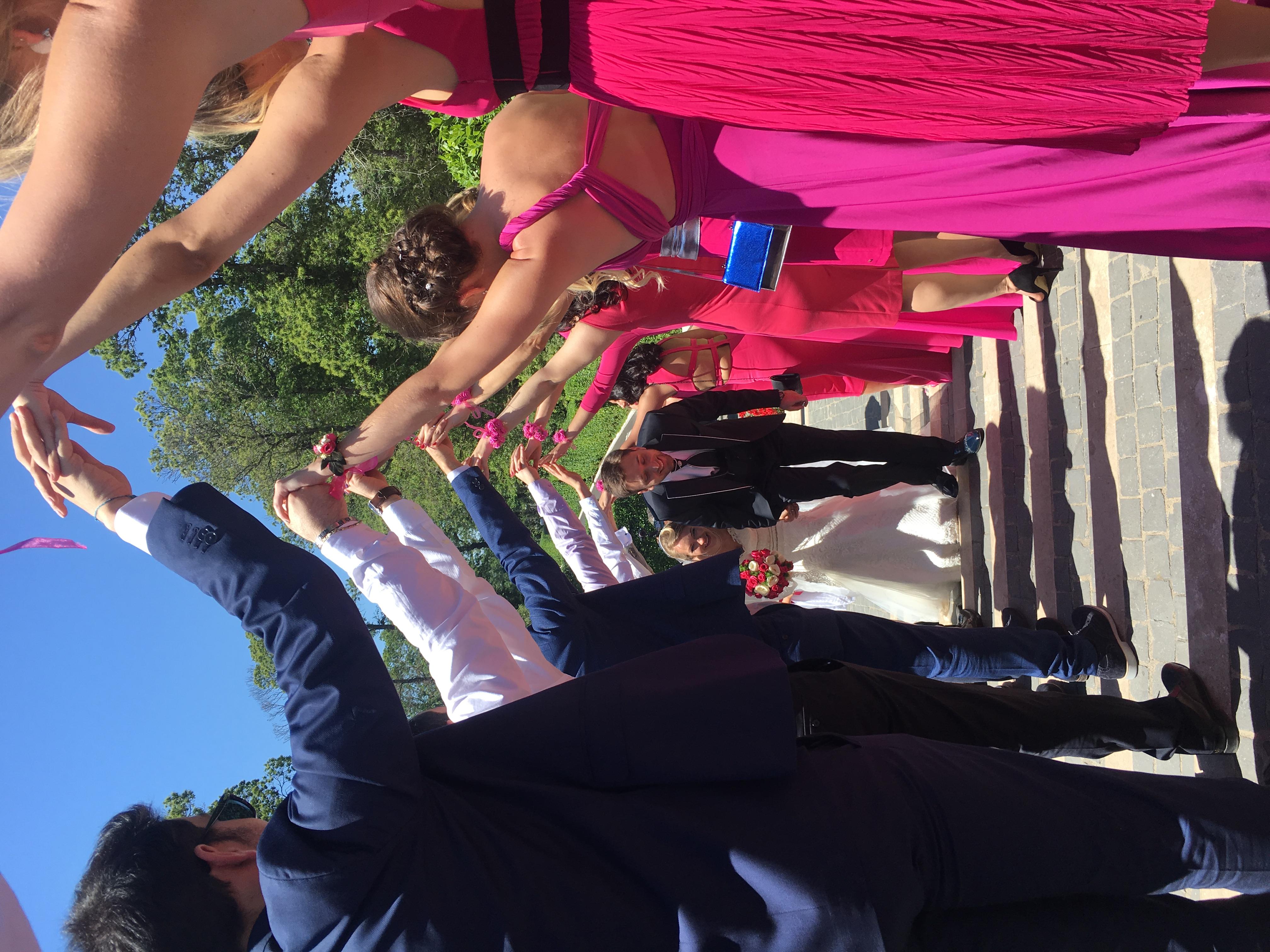 Фото 12 свадьба в Италии на вилле | Кристина и Кристиан | ведущая на итальянском языке - Катрин Моро