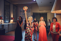 Фото 5 свадьба в Москве в оранжевом цвете | ведущая свадьбы - Катрин Моро
