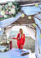 Фото 11 ведущая свадеб в италии - Катрин Моро