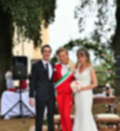 Фото 1 Ведущая на свадьбу в Италии Катри