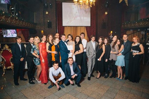 Фото 2 зимняя свадьба в Москве | ведущая свадьбы на английском языке - Катрин Моро