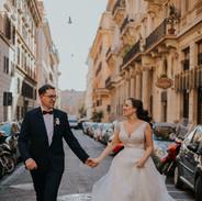 Фото 2 свадьба для двоих в Италии. Рим,